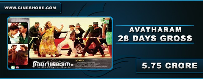 Avatharam 28 Days Collection Image