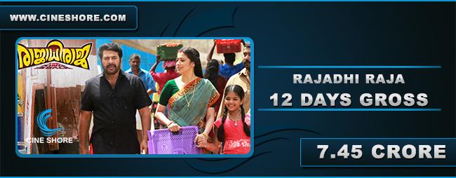 Rajadhi Raja 12 Days Collection Image