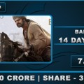 Bahubali 14 Days Kerala Collection Image
