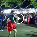 Kcyl Marika Flash Mob,Father Winson Kuruttuparambil as Shaji Paappan