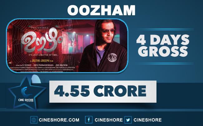oozham-4-days-collection