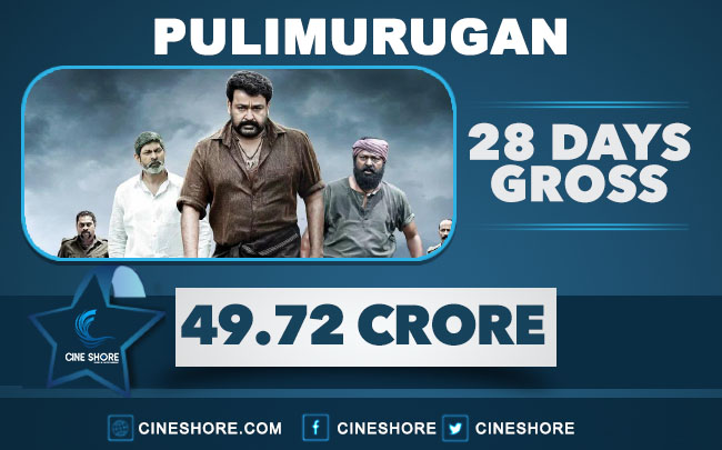 pulimurugan-28-days-collection