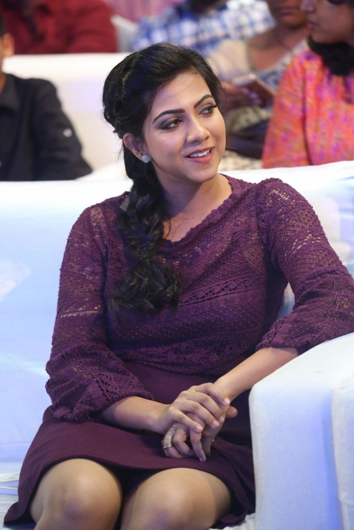 madonna-sebastian-shruthi-hassan-at-telugu-premam-audio-launch-12