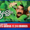 Drishyam 21 Days Collection